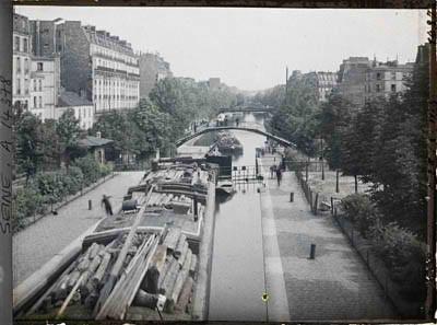 Paris antigamente macaquices e outras coisas - Monoprix boulevard saint germain ...
