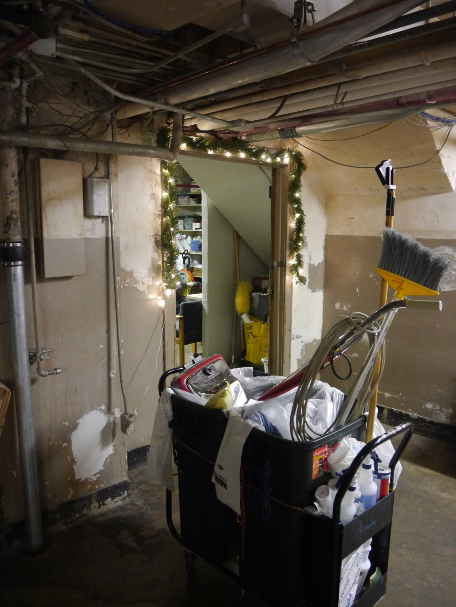 Nature Janitorial Closet Pictures Ideas Janitor. Found In The Basement Of A  Major Internet Hub Messy Nessy Chic