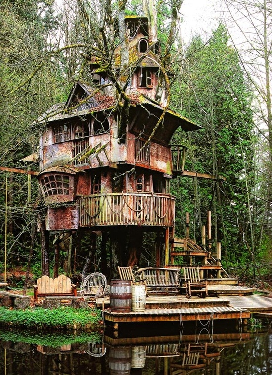 The Treehouse That Nobody Wanted on y master bedroom design
