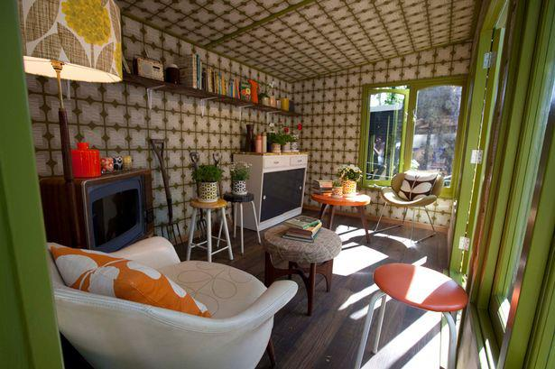 Garden Sheds From Recycled Materials 20 wendy houses for the peter pan in you | messy nessy chic